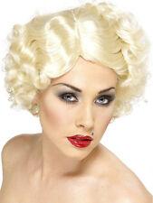 Marilyn Monroe 1920s Hollywood Icon Wig Blonde