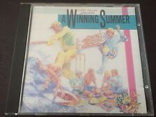 """A Winning Summer"" Various Artists (CD, 90's, SONY) Michael Jackson, Noiseworks"