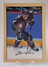 2005-06 UD BEEHIVE COREY PERRY 5X7 BOXTOPPER #R5 DUCKS