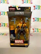 Marvel Legends MAVERICK action figure (Strong Guy BAF!)