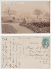 Early Postcard,Essex, Halstead, Temperance Hotel @ Liberal Club, 1904, RP,