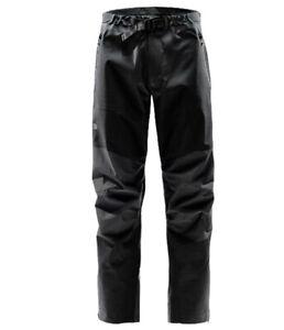 The North Face Men's Summit L5 Shell Pants, Black/Asphalt Grey Jacqard,L 5058-10