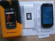 CAT S31 Caterpillar Dual Sim Negro IP68 certificado-Teléfono inteligente Desbloqueado Sin SIM