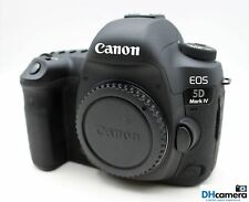 Canon EOS 5D Mark IV 30.4MP Digital SLR Camera - (Body Only) - 100 Shutter Count