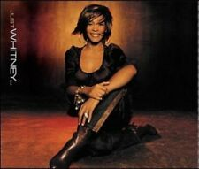Whitney Houston Just Whitney CD+DVD NEW SEALED Whatchulookinat/One Of Those Days