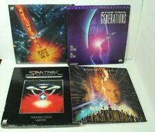 Laserdisc Star Trek The Movies 25th Anniversary Collection Plus ST VII - VII