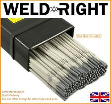 Weldright 309L-16 en acier inoxydable arc électrodes de soudure tiges 2.5mm x 100 tiges