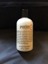 Philosophy • Purity Facial Cleanser • 8oz • Brand New&Sealed *Original Formula