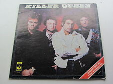 "QUEEN  1981 VENEZUELA  12""  PRESSING    KILLER QUEEN   /    KEEP YOURSELF ALIVE"