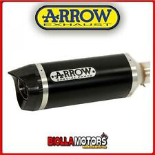 53503AKN MARMITTA ARROW STREET THUNDER GILERA Runner SP 125 2009 DARK/CARBONIO