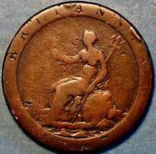 United Kingdom 1 Pence 1797 George III KM#619