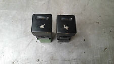 PEUGEOT 406 SALOON COUPE ESTATE FRONT HEATED SEAT SWITCHES LEFT RIGHT SWITCH