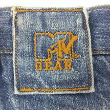 Extremely Rare Vintage MTV Gear Music Television MTV Jeans  MTV Clothing 34X32