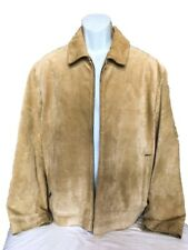 BANANA REPUBLIC Genuine Leather Suede Men's Jacket L