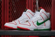 "Nike SB Dunk High Paul Rodriguez ""Mexico"" UK6.5/US7.5/EUR40.5 - IN HAND"