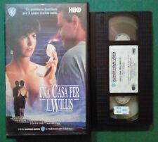 VHS FILM Ita Drammatico UNA CASA PER I WILLIS dana delany ex nolo no dvd(VH76)