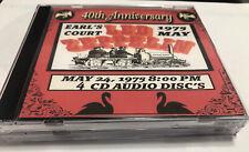 Led Zeppelin Live in Britain 5/24/75 4 CD Set