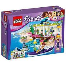 LEGO Friends Nuovo di Zecca Cuore Lago Surf shop - 41315-regalo di compleanno-più economico