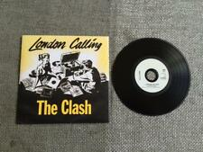 The Clash London Calling / Armagideon Time CD Single Card Sleeve