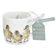 Royal Worcester Wrendale Just Hatched Ducklings 310ml Fine Bone China Mug