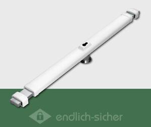 ABUS PR2700 | Panzerriegel | weiß | ohne Zylinder