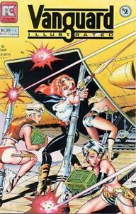 Vanguard Illustrated 2 Dave Stevens Campiti McCarthy Peter Milligan Baron Rude