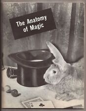 THE ANATOMY OF MAGIC A Graphic Analysis of the Art by John McArdle 1974