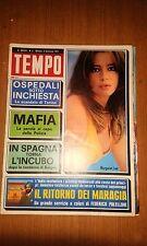 TEMPO #  2-A. XXXIII-9 GENNAIO 1971-MARGARET LEE