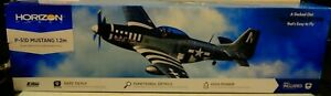 P-51D Mustang 1.2m BNF Basic with AS3X and SAFE Select EFL8950