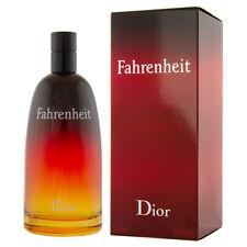 Dior Christian Fahrenheit Eau De Toilette EDT 200 ml (man)