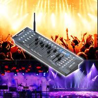 192 Kanäle DMX 512 Steuerpult Lichtsteuerung DMX Controller DJ Tomshine