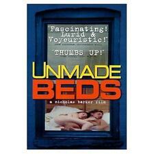 Unmade Beds HARD TO FIND CLAM SHELL COVER ART CUT AND FITTED VERY GOOD VHS