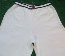 EUC+ Vintage Tommy Hilfiger White Blue Stripe Lounge/Sleep Pants Pajamas Men's S
