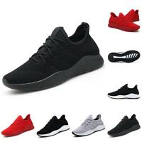 Men's Sneakers Casual Fashion Trainer Sports Athletic Running Tennis Shoes Gym