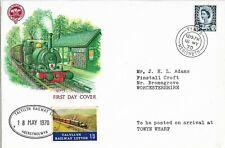 GB 1970 Talyllyn Railway  Company FDC