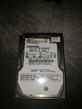 MK7559GSXP HDD2J51 Z UG01 S A0/GT001U Toshiba 750GB 2.5 HDD