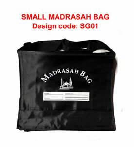 Madrasah Bag for Children kids / Islamic small size Mosque Bag with strap (New)