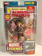 "Marvel Legends ""Black Widow"" Variant (ToyBiz, 2004) - RARE"