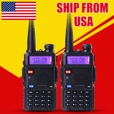 2Pcs BaoFen radio UV-5R 136-174/400-520 Dual-Band Walkie Talkie 5R Radio Antenna