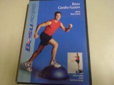 Bosu Pro Series Cardio Fusion with Rob Glick DVD