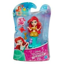Disney Princess Little Kingdom Snap-Ins Series Ariel Doll Little Mermaid NEW
