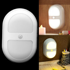 Light-Controlled Motion Sensor Wireless Light Stick-On LED Wall Path Night Lamp