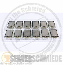 12x Intel Xeon e5620 slbv 4 Quad Core CPU 4x 2,40 GHz 1366 matched pair en tray