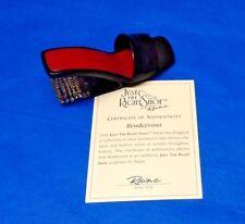 Nib Just the Right Shoe ~ Raine Willits #25150 Rendezvous