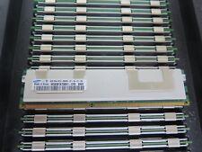 Samsung 8GB 2Rx8 PC3L-8500R DDR3-1066Mhz Reg ECC M93B1K70BH1-CF8 Server Memory
