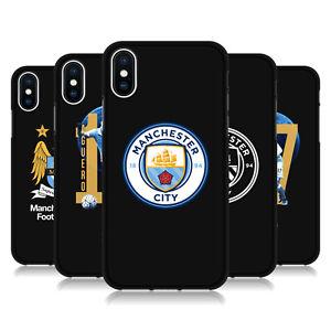 MAN CITY FC VARIOUS DESIGNS BLACK SOFT GEL CASE FOR APPLE iPHONE PHONES
