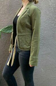Old Navy green blazer jacket