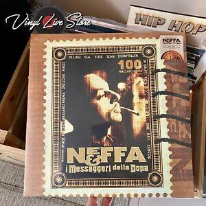 NEFFA E I MESSAGGERI DELLA DOPA 2 LP VINILE • EDIZIONE LIMITATA NUMERATA 25th