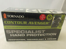 TORNADO Contour Avenger Special Hand Protection Work Gloves10 Pairs Box Large