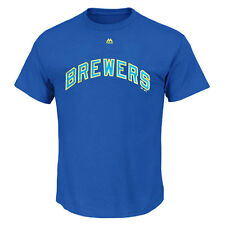 Milwaukee Brewers Cooperstown MLB T shirt